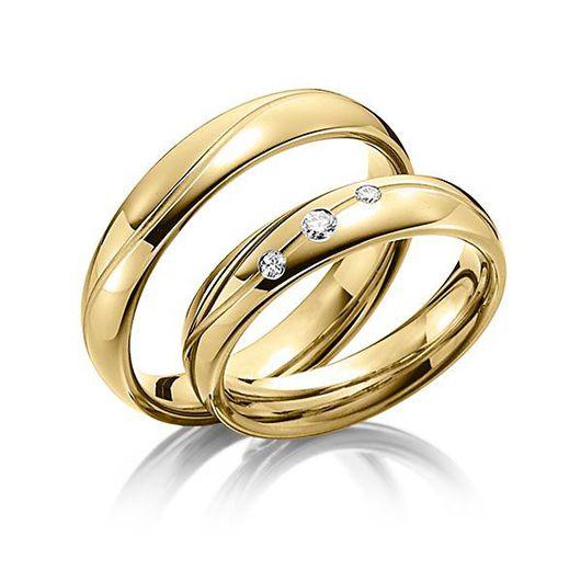 Свадебные украшения ручной работы. Ярмарка Мастеров - ручная работа. Купить Обручальные кольца Verona 47-036 NEW. Handmade.