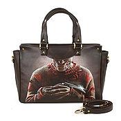 Сумки и аксессуары handmade. Livemaster - original item Freddy`s unisex bag