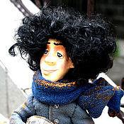 Куклы и игрушки ручной работы. Ярмарка Мастеров - ручная работа Шерлок.. Handmade.