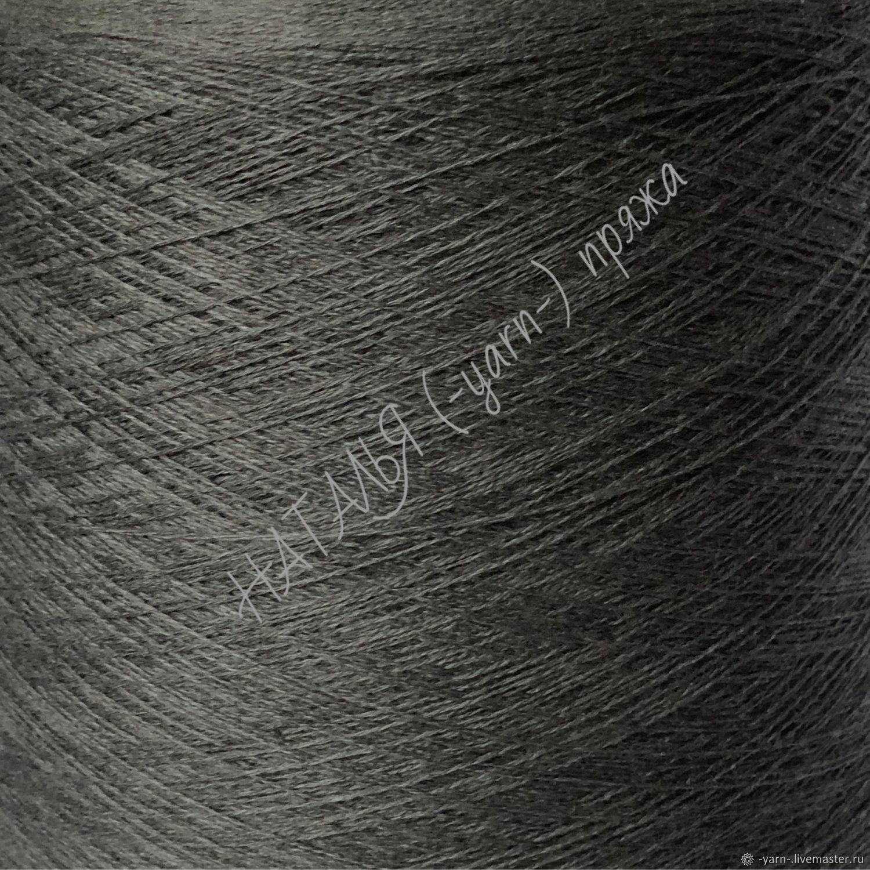 Пряжа Кашемир 2/27 ураган – купить на Ярмарке Мастеров – JXNKIRU | Пряжа, Санкт-Петербург