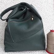 Купить кожаную сумкумешок