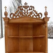 Для дома и интерьера handmade. Livemaster - original item The iconostasis home.. Handmade.