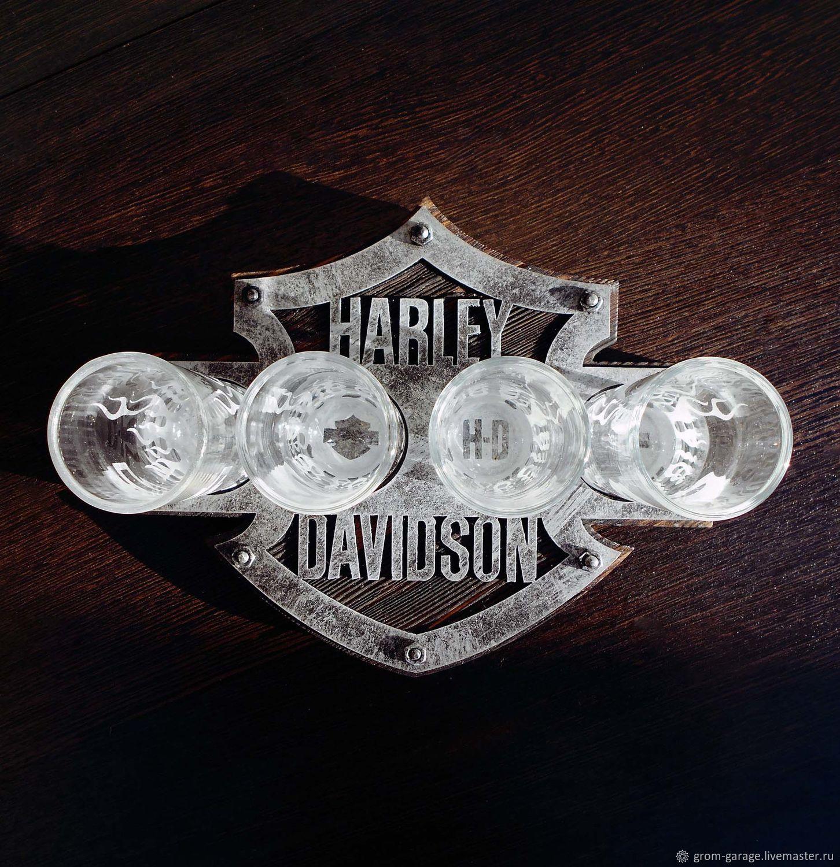 Набор посуды Harley-Davidson, Наборы посуды, Пенза,  Фото №1