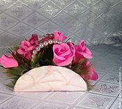 Подарки к праздникам ручной работы. Ярмарка Мастеров - ручная работа Букет из конфет. Handmade.