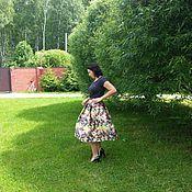 Одежда handmade. Livemaster - original item The skirt is sewn. Handmade.