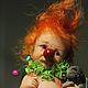 Коллекционные куклы ручной работы. Jim. Елена Кириленко. Ярмарка Мастеров. Living doll
