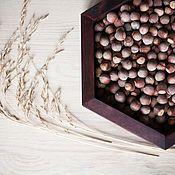 Посуда ручной работы. Ярмарка Мастеров - ручная работа Маленькая орешница. Handmade.