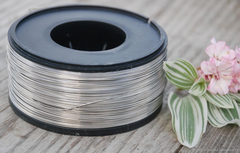 0,6 mm nichrome Wire (round section) – shop online on Livemaster ...