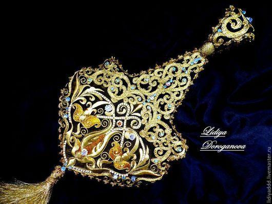Lidiya Doroganova ручная вышивка золотом Лидия Дороганова