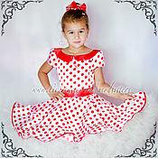 """Работы для детей, ручной работы. Ярмарка Мастеров - ручная работа Детское платье """"Стиляги"""" Арт.450. Handmade."""