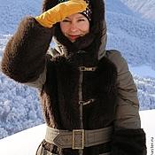 """Одежда ручной работы. Ярмарка Мастеров - ручная работа Зимняя куртка """"Yeti"""". Handmade."""
