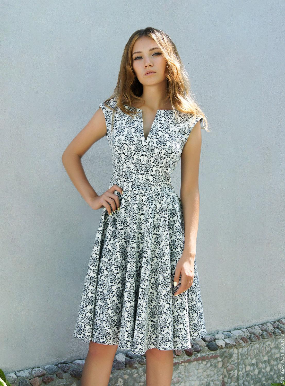 Jacquard dress 'Mila', Dresses, Kaliningrad,  Фото №1