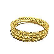 Украшения handmade. Livemaster - original item Bracelet made of natural amber f 5mm. Handmade.