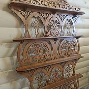 Для дома и интерьера handmade. Livemaster - original item Large iconostasis. Handmade.