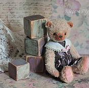 Куклы и игрушки ручной работы. Ярмарка Мастеров - ручная работа Машенька и слоник. Handmade.