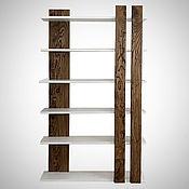 Для дома и интерьера handmade. Livemaster - original item Elm and MDF rack. Handmade.