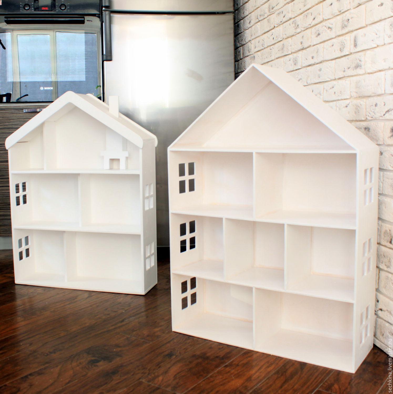 Оригами домик с мебелью
