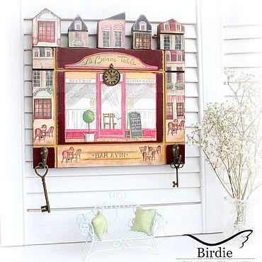 """For home and interior handmade. Livemaster - original item Вешалка """"Bar Avin"""". Handmade."""