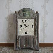 """Для дома и интерьера ручной работы. Ярмарка Мастеров - ручная работа Часы """"Пряные травы"""". Handmade."""