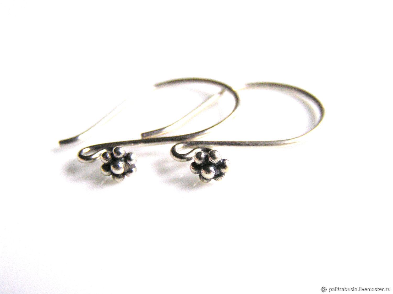 Earrings 925 sterling silver Bali, Schwenzy, Tyumen,  Фото №1