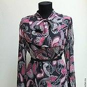 Одежда ручной работы. Ярмарка Мастеров - ручная работа Блузка БЛ-0001. Handmade.