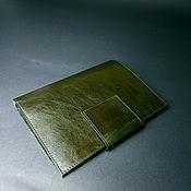 Сумки и аксессуары handmade. Livemaster - original item Folder for A4 documents and papers. Genuine leather.. Handmade.