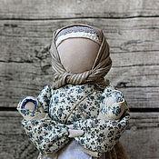 """Куклы и игрушки ручной работы. Ярмарка Мастеров - ручная работа """"Мамушка-кормилица""""  обережная кукла. Handmade."""
