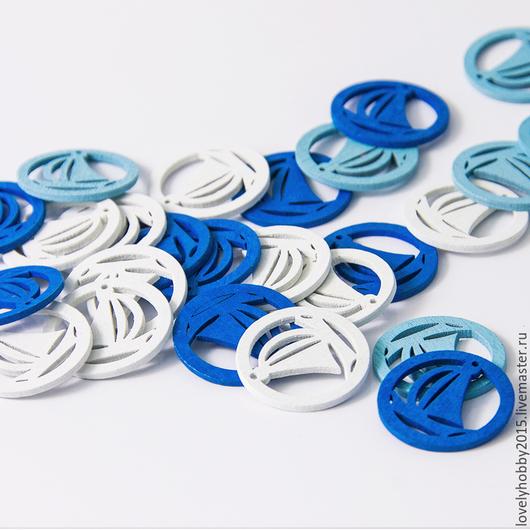 сине-бело-голубой