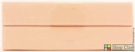 Полимерная глина Артефакт. 250 грамм. Пластика Артефакт. Цвет телесный