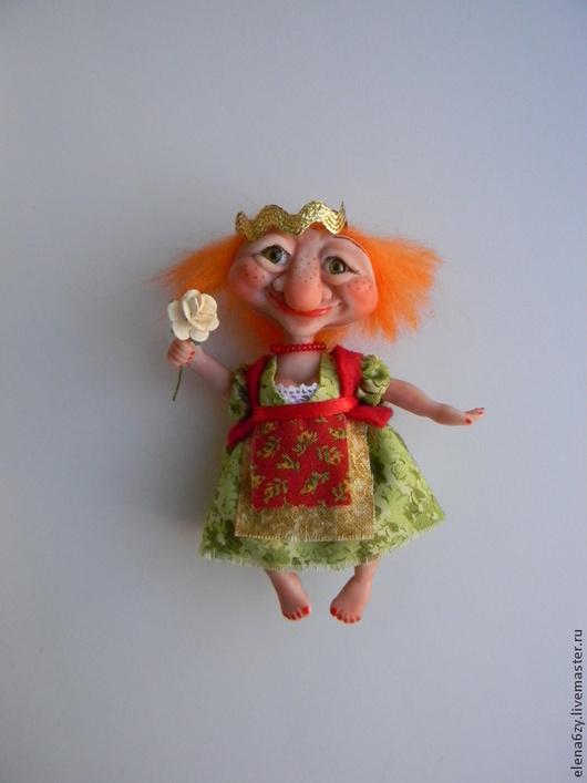 Сказочные персонажи ручной работы. Ярмарка Мастеров - ручная работа. Купить Принцесса.. Handmade. Сказка, комната для девочки, фея