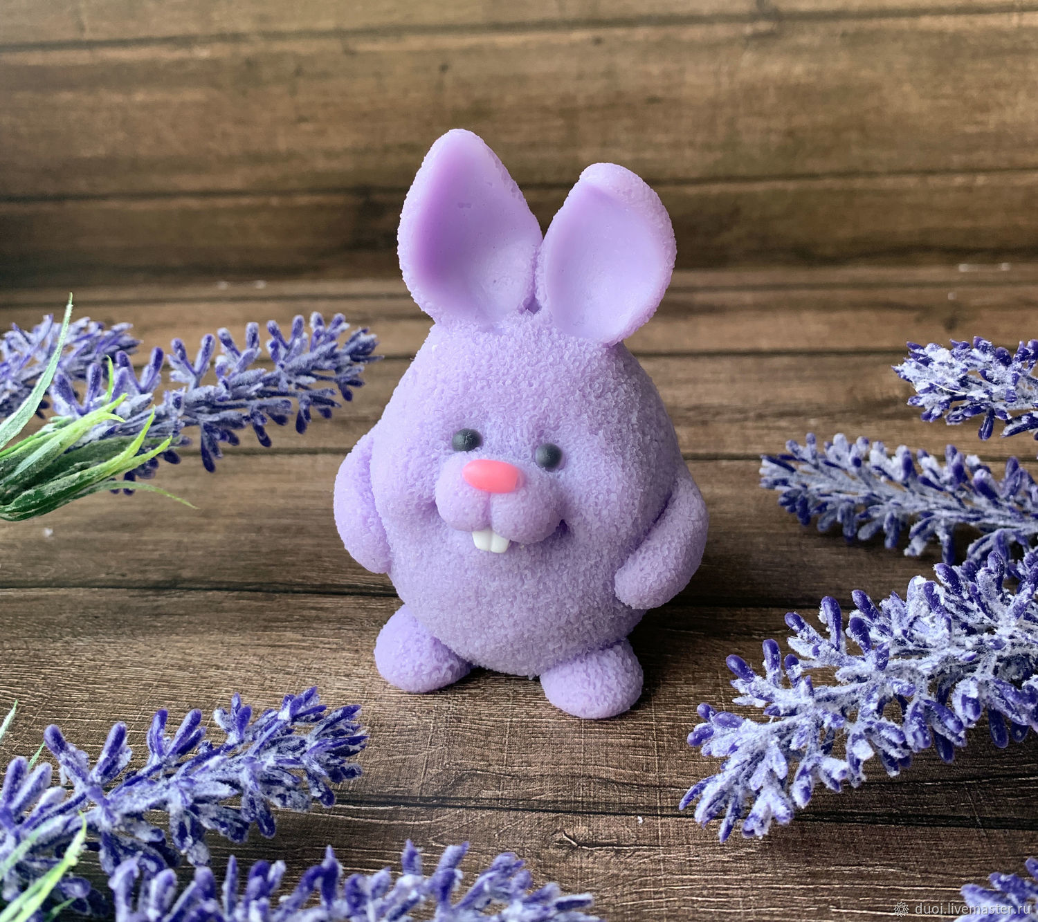 Gift soap Lavender Bunny, Soap, Moscow,  Фото №1