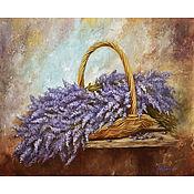 handmade. Livemaster - original item Oil painting flowers