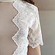 Платья ручной работы. Платье SS15. Baby-Doll Shop. Ярмарка Мастеров. Платье белое, юбка в пол, платье с рукавами
