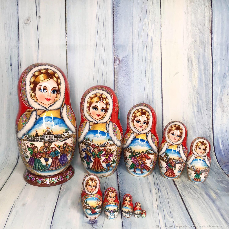 Dolls: Winter festivities, Dolls1, Kirov,  Фото №1