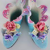 Обувь ручной работы handmade. Livemaster - original item Boots for the house