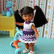 Куклы и игрушки ручной работы. Ярмарка Мастеров - ручная работа Платья для кукол 10-11 см Келли, Полинки и китайских аналогов. Handmade.