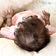 Куклы-младенцы и reborn ручной работы. Эвелина. Наталия Сомова (mireku). Ярмарка Мастеров. Наталия Сомова, buttercup, стеклянный гранулят