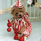 Мягкие игрушки ручной работы. Ярмарка Мастеров - ручная работа Funny Bear. Handmade.
