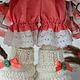 Коллекционные куклы ручной работы. Заказать Текстильная кукла Иришка. Тори Ли. Ярмарка Мастеров. Кукла интерьерная, Кукла для интерьера
