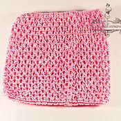 Материалы для творчества ручной работы. Ярмарка Мастеров - ручная работа Топ средний, розовый, 4007. Handmade.