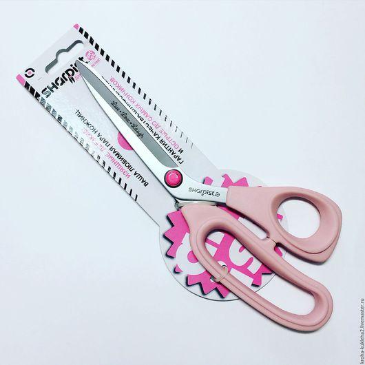 Шитье ручной работы. Ярмарка Мастеров - ручная работа. Купить Портновские ножницы Sharpist 22,9 см. Handmade.