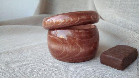 """Комплекты украшений ручной работы. Ярмарка Мастеров - ручная работа. Купить Украшения деревянные Комплект браслеты """"Шоколадный беж Бижутерия. Handmade."""