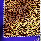 Материалы для творчества ручной работы. Ярмарка Мастеров - ручная работа Компаньоны шелк, креп, шифон, трикотаж с авторским принтом SEANNA. Handmade.