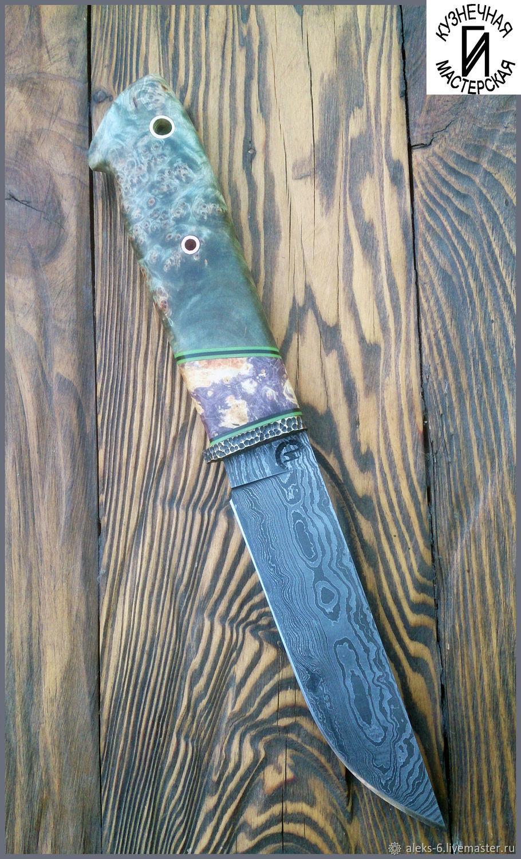 Кованый нож – заказать на Ярмарке Мастеров – JE6Z2RU | Ножи, Екатеринбург