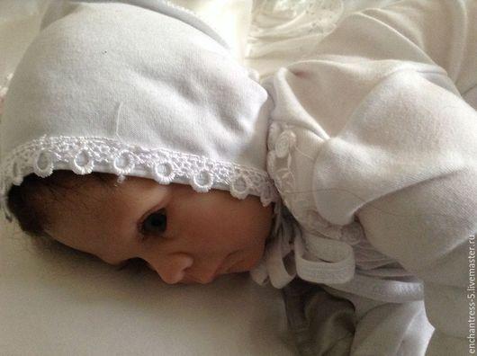 Куклы-младенцы и reborn ручной работы. Ярмарка Мастеров - ручная работа. Купить кукла реборн Аленка. Handmade. Кремовый