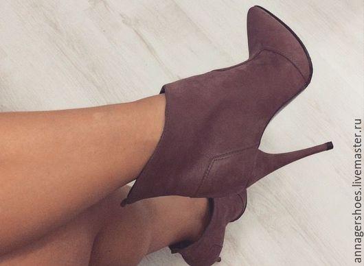Обувь ручной работы AnnaGer