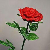 Цветы и флористика handmade. Livemaster - original item Rose. Handmade.