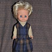"""Куклы и игрушки ручной работы. Ярмарка Мастеров - ручная работа Одежда для кукол """"Современная школьница"""". Handmade."""