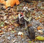 """Сувениры и подарки ручной работы. Ярмарка Мастеров - ручная работа Мотоцикл""""Вилли"""". Handmade."""