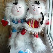 Куклы и игрушки ручной работы. Ярмарка Мастеров - ручная работа Северная кукла(ханты и манси). Handmade.
